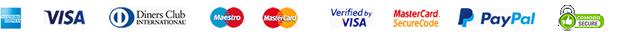 Το Swar.gr υποστηρίζει πολλε΄ς μορφές πληρωμών