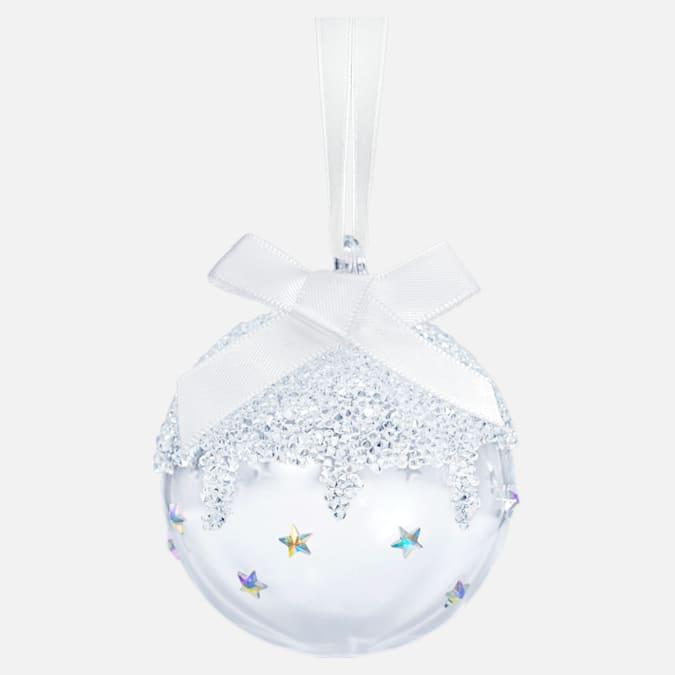 swarovski christmas ball ornament small 5464884
