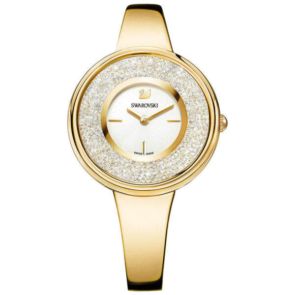 Crystalline Pure Watch, Gold Tone