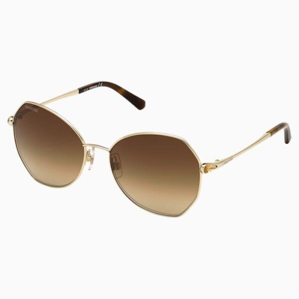 swarovski sunglasses sk266 32g brown swarovski 5512850