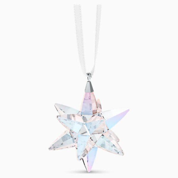 swarovski star ornament shimmer small swarovski 5551837